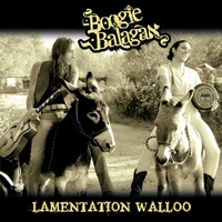 Cover of the track Lamentation Walloo