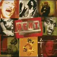 Cover of the track Rent (1996 Original Broadway Cast) [Cast Recording]