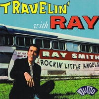 Couverture du titre Travelin' With Ray