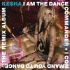 Couverture de l'album I Am the Dance Commander + I Command You to Dance: The Remix Album