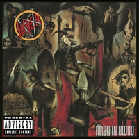 Cover of the track Reign in Blood
