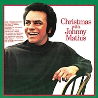 Cover of the track Christmas With Johnny Mathis