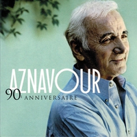 Cover of the track 90e Anniversaire: Best of Charles Aznavour