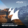 Cover of the album Never Giving Up - Single