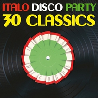 Couverture du titre Italo Disco Party