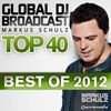 Cover of the album Global DJ Broadcast Top 40 Best Of 2012
