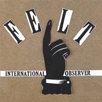 Cover of the track Felt