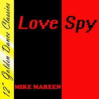 Cover of the track Love Spy - Single