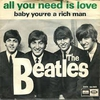 Couverture du titre All You Need is Love (stereo) (1967 #1)