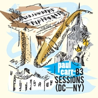 Cover of the track B3 Sessions (Dc-Ny)