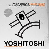 Couverture du titre House Music (Remixes) - EP