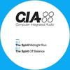 Couverture de l'album Midnight Run / Off Balance - Single