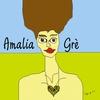 Couverture de l'album Amalia Grè