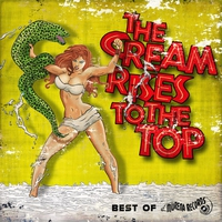 Cover of the track The Cream Rises to the Top (Best of Murena Records)