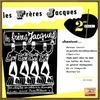 Couverture de l'album Vintage French Song No. 140 - EP: Les Frères Jacques Chantent