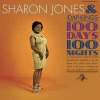 Cover of the track 100 Days, 100 Nights