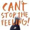 Couverture du titre Can't Stop The Feeling