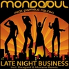 Cover of the track Late Night Business (Original Mix)