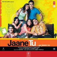 Cover of the track Jaane Tu Ya Jaane Na (Original Motion Picture Soundtrack)