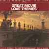 Couverture de l'album Great Movie Love Themes