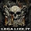 Couverture de l'album Legalize It - EP