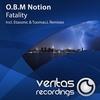 Couverture de l'album Fatality - Single