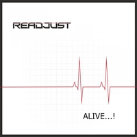 Cover of the track Alive...!