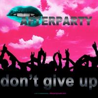 Couverture du titre Don't Give Up (Remixes)