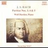 Couverture du titre Suite pour orchestre n°2 en Si Mineur, BWV 1067