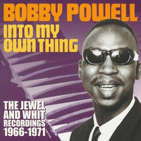 Cover of the track Into My Own Thing - The Jewel & Whit Recordings - 1966-1971