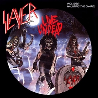 Cover of the track Live Undead / Haunting the Chapel