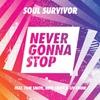 Couverture de l'album Never Gonna Stop (Live)