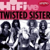 Cover of the album Rhino Hi-Five: Twisted Sister - EP