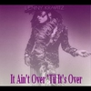 Cover of the track It Ain't Over Till It's Over