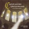 Cover of the album Capolavori gregoriani