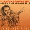 Couverture de l'album Swing From Paris