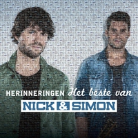 Cover of the track Herinneringen Het Beste Van Nick & Simon