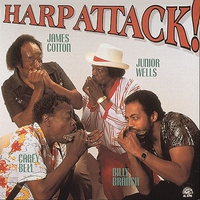 Cover of the track Harp Attack!