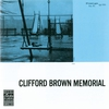 Couverture de l'album Clifford Brown Memorial