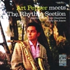 Cover of the album Art Pepper Meets the Rhythm Section