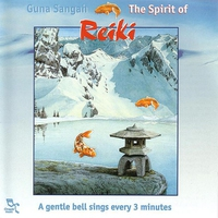 Cover of the track The Spirit of Reiki