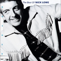 Cover of the track Basher: The Best of Nick Lowe