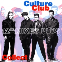 Cover of the track Culture Club Collection: 12'' Mixes