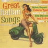 Couverture de l'album Great Italian Songs