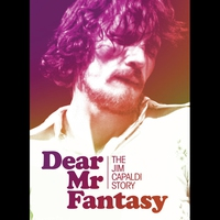 Cover of the track Dear Mr. Fantasy - The Jim Capaldi Story