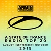 Cover of the album A State Of Trance Radio Top 20 - August / September / October 2015 (Including Classic Bonus Track)