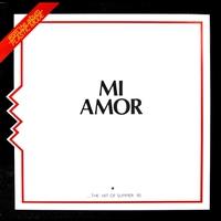 Cover of the track Mi Amor (Original Italo Disco) - Single