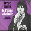 Cover of the track Je t'aime à la folie