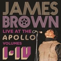 Cover of the track Live At the Apollo, Vols. I-IV