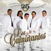 Cover of the album Los Caminantes: Celebrando Nuestro 25 Aniversario